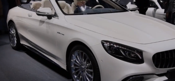 2018 Mercedes AMG S 65 Cabriolet Walkaround – Video
