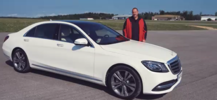 2018 Mercedes S-Class S560 Review – Video