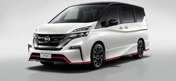 2018 Nissan Serena NISMO – Video
