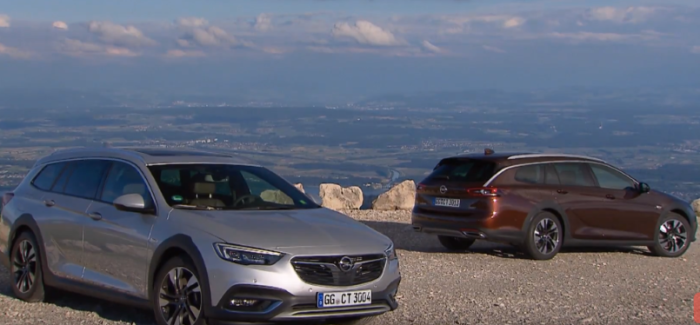 2018 Opel/VAUXHALL Insignia Country Tourer – Video
