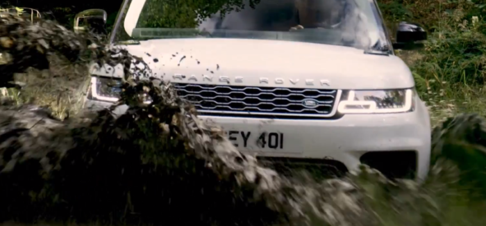 2018 Range Rover Sport Off-Road Capabilities – Video