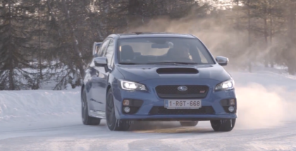 2018 Subaru On Show & Ice