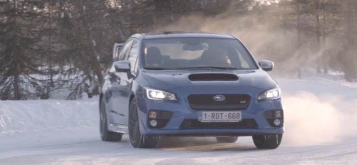 2018 Subaru On Show & Ice – Video