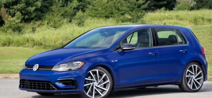 2018 VW Golf US Spec Lineup – Video
