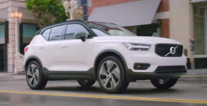 2018 Volvo XC40 Design Explained