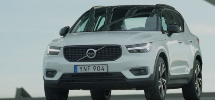 2018 Volvo XC40 Review – Video