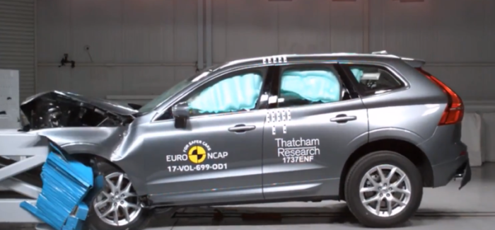 2018 Volvo XC60 Crash Test & Rating – Video