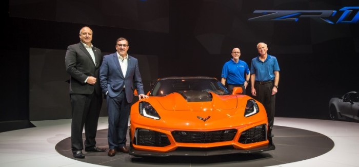 2019 Corvette ZR1 – Official