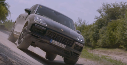 2019 Porsche Cayenne Off Road Capabilities Explained