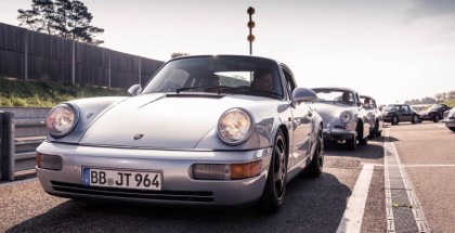 Air Cooled Porsche 911 Event