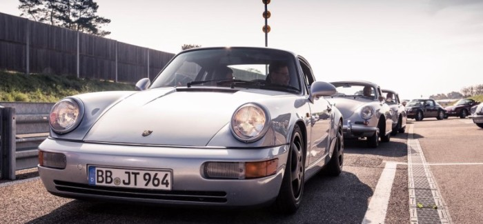 Air Cooled Porsche 911 Event – Luft kult – Video