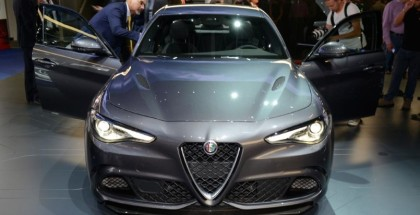 Alfa Romeo Giulia Is The Motor Trend 2018 Car Of The Year