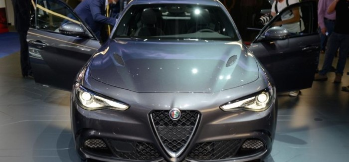 Alfa Romeo Giulia Is The Motor Trend 2018 Car Of The Year – Video