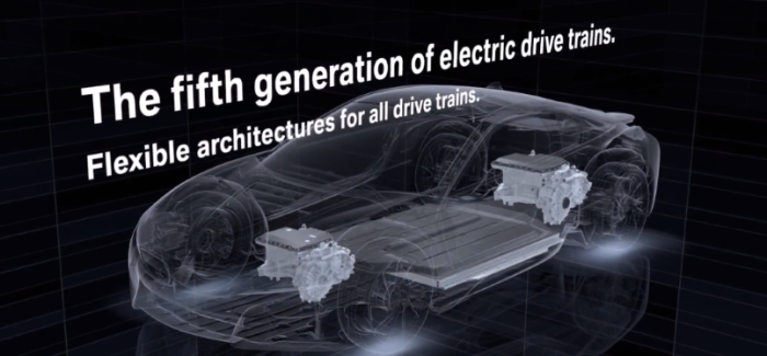 BMW Group Prototype Production E Drivetrains – Video