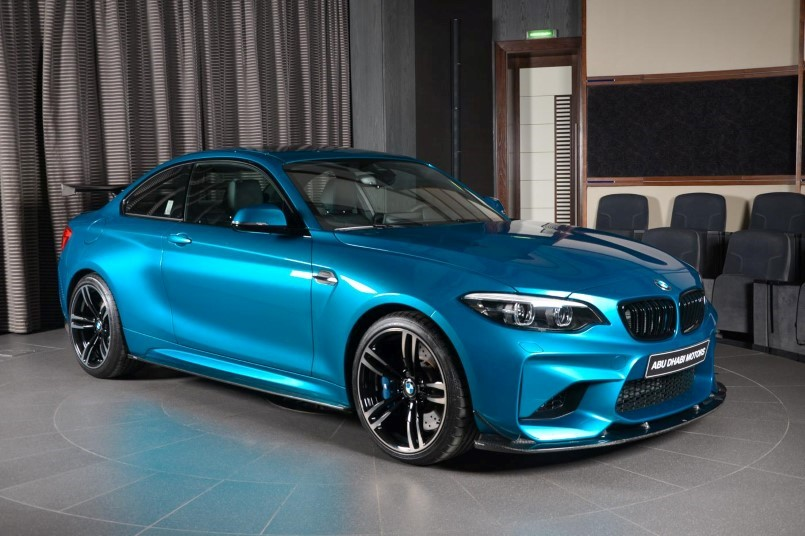 Bmw M2 With 3d Design Bodykit Dpccars