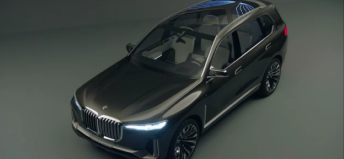 BMW X7 Explained – Video