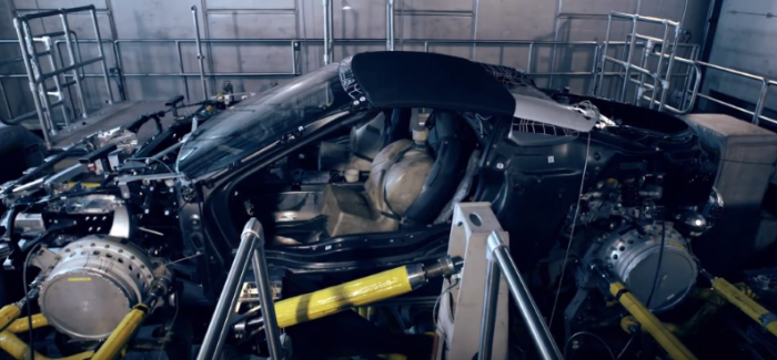 BMW i8 Roadster Factory and Development – Video