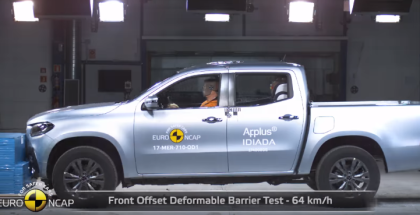 Euro NCAP Crash Tests & ratings For November 2017