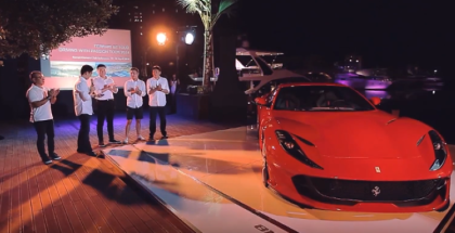 Ferrari 812 Superfast In Indonesia