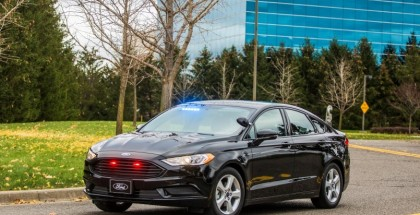 7.6-kilowatt-hour lithium-ion battery propels new police Special Service Plug-In Hybrid Sedan up to 21 miles on a charge and up to 85 mph on battery power alone; new offering brings the added flexibility of a full hybrid-electric powertrain with a range surpassing 500 miles