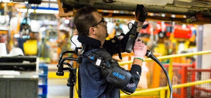Ford Upper Body Exoskeletal Technology – Video