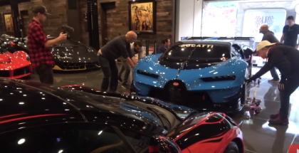 Lucky Guy Gets To Buy $5.5 Million BUGATTI VISION GT (1)