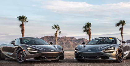 McLaren 720S vs McLaren 720S With Exhaust system (1)