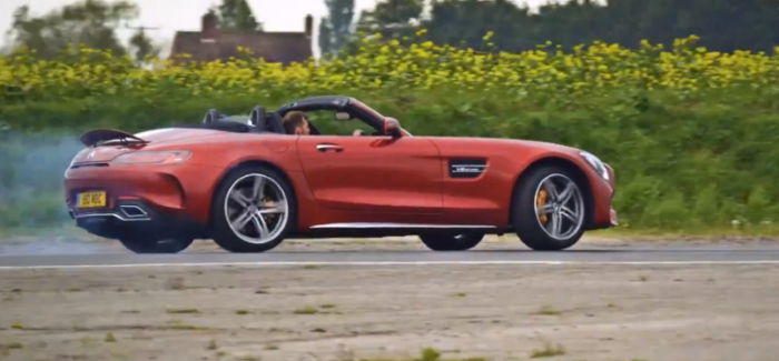 Mercedes AMG GT C Roadster & GT R UK Spec – Video