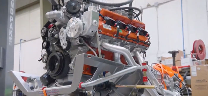 Mopar Hellcrate 6.2-liter Supercharged Crate HEMI Explained – Video