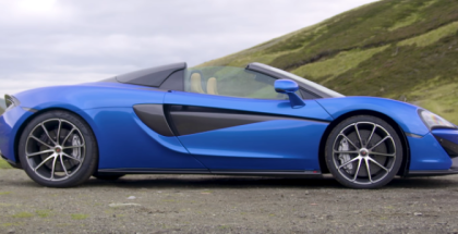 Motor Trend 2018 McLaren 570S Spider Convertible Review (1)
