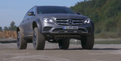 Motor Trend - 2018 Mercedes E400 All-Terrain 4x4 Squared & E63S Wagon Review (1)
