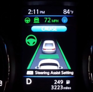 Nissan ProPILOT Assist Instructional  (2)
