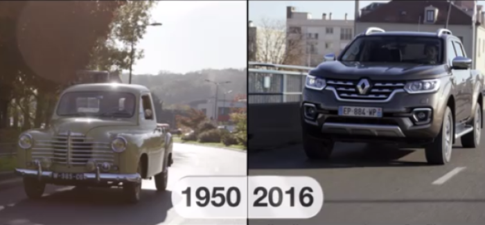 Over A Century Of Renault Expertise In Light Commercial Truck & Van Vehicles – Video