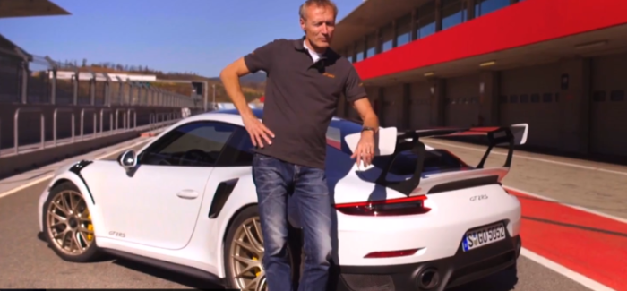 Porsche 911 GT2 RS Test Drive By Media – Video