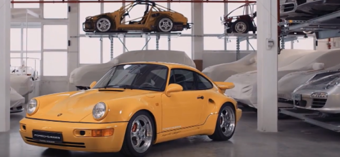 Rare Porsche Vehicles Inside Porsche Secret Museum – Video