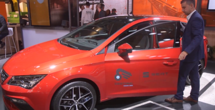 Seat Leon Cristobal Concept Car Could Reduce Accidents By 40