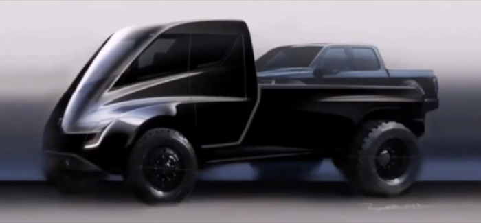 Tesla Pickup Truck Explained – Video