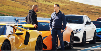Top Gear - The Final 7 Cars - Performance Car of the Year 2017 (1)