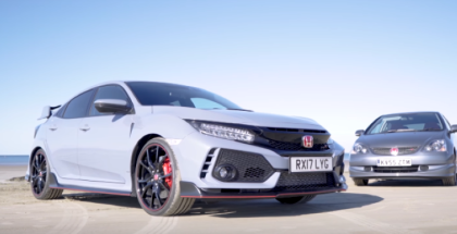 2017 Honda Civic Type R Chris Harris Top Gear Review (1)