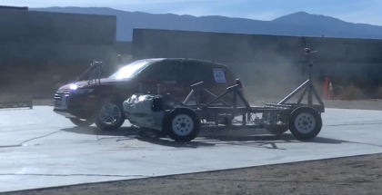 2018 Audi Q5 Crash Test & Rating