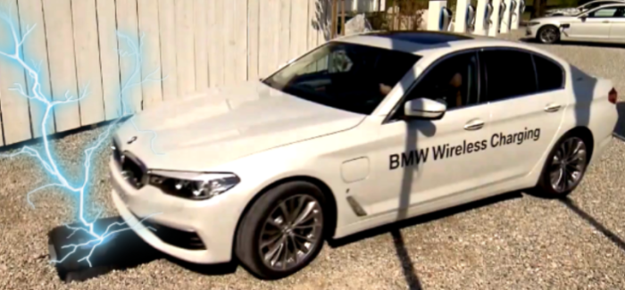 2018 BMW 530e iPerformance Wireless Charging Explained – Video