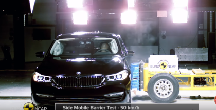 2018 BMW 6 Series GT Crash Test & Rating