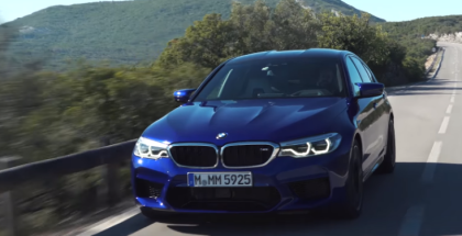 2018 BMW M5 Review (1)