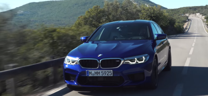 2018 BMW M5 Review – Video