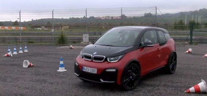 2018 BMW i3s Agility Testing – Video