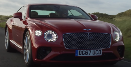 2018 Bentley Continental GT Review (1)