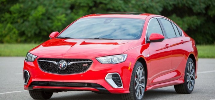 2018 Buick Regal GS Explained – Video