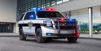 2018 Chevrolet Tahoe PPV Features First-in-Class Active Safety Technology