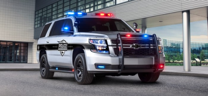 2018 Chevrolet Tahoe Police Tahoe PPV – Video