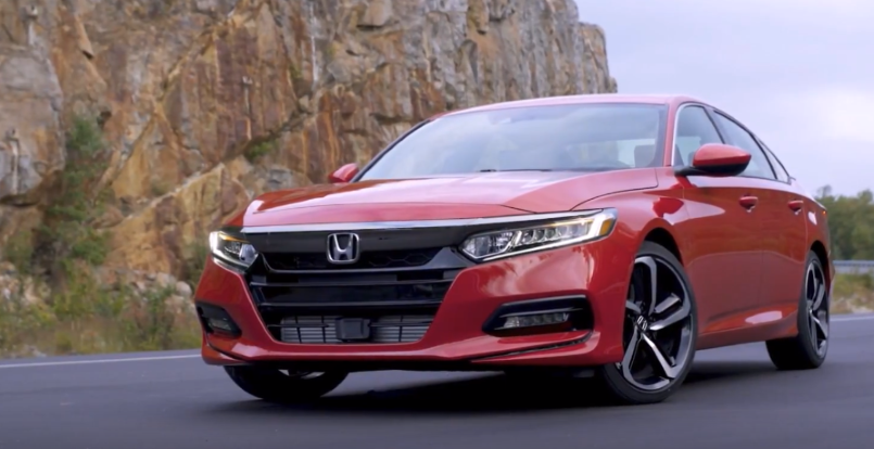 2018 honda accord 2 0t sport explained video dpccars for 2018 honda accord manual transmission